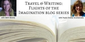 Copy of Travel & Writing- Flights of the